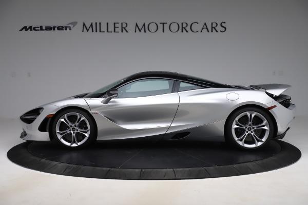 New 2020 McLaren 720S Coupe for sale $347,550 at Maserati of Westport in Westport CT 06880 2