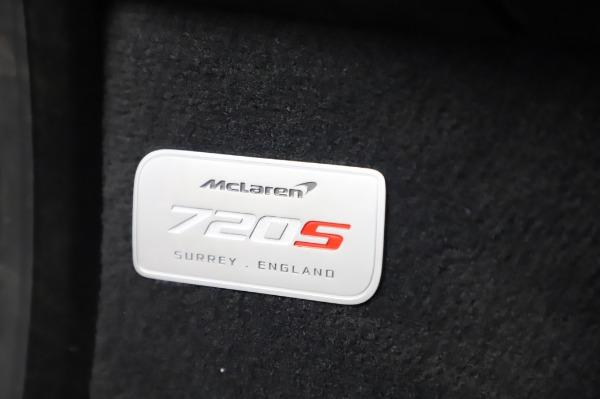 New 2020 McLaren 720S Performance for sale $347,550 at Maserati of Westport in Westport CT 06880 26