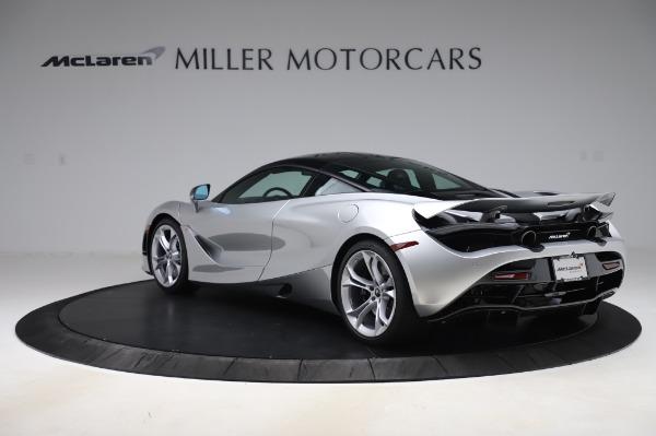 New 2020 McLaren 720S Coupe for sale $347,550 at Maserati of Westport in Westport CT 06880 3