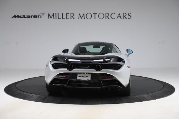 New 2020 McLaren 720S Coupe for sale $347,550 at Maserati of Westport in Westport CT 06880 4