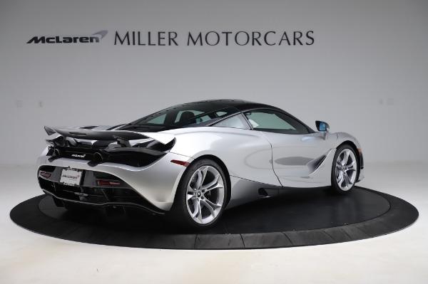 New 2020 McLaren 720S Coupe for sale $347,550 at Maserati of Westport in Westport CT 06880 5