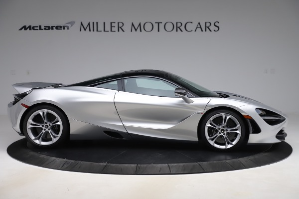 New 2020 McLaren 720S Coupe for sale $347,550 at Maserati of Westport in Westport CT 06880 6
