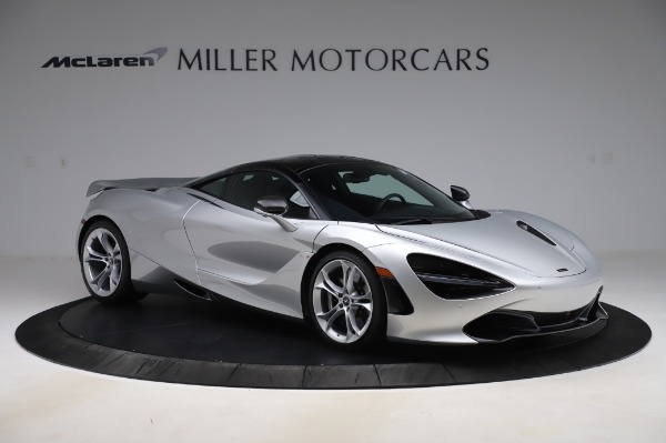 New 2020 McLaren 720S Coupe for sale $347,550 at Maserati of Westport in Westport CT 06880 7