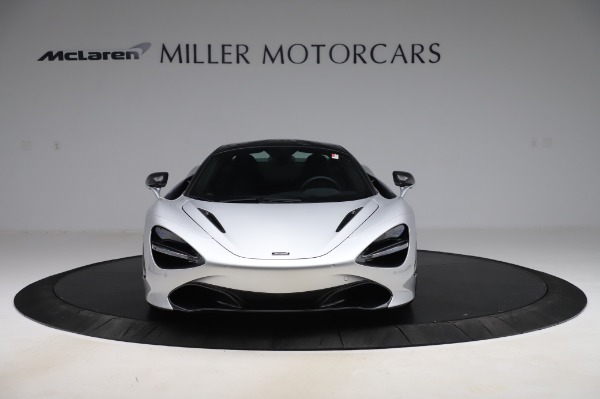 New 2020 McLaren 720S Coupe for sale $347,550 at Maserati of Westport in Westport CT 06880 8