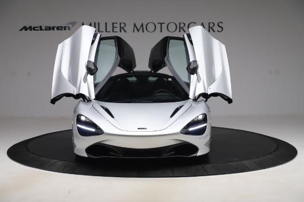 New 2020 McLaren 720S Coupe for sale $347,550 at Maserati of Westport in Westport CT 06880 9