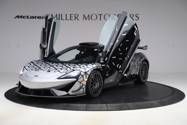 New 2020 McLaren 620R Coupe for sale $338,495 at Maserati of Westport in Westport CT 06880 10