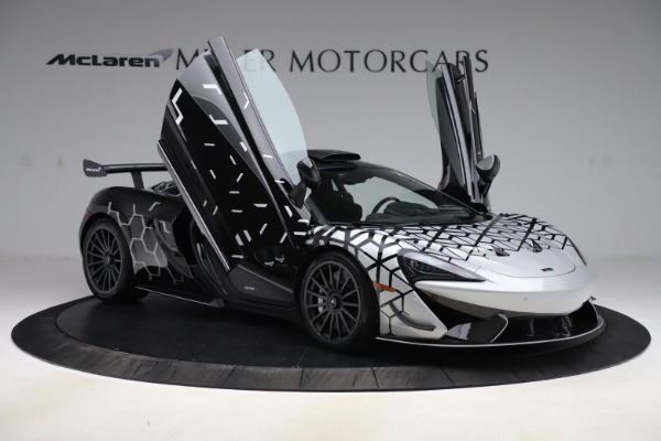 New 2020 McLaren 620R Coupe for sale $338,495 at Maserati of Westport in Westport CT 06880 16