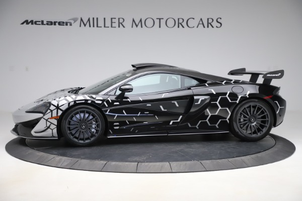 New 2020 McLaren 620R Coupe for sale $338,495 at Maserati of Westport in Westport CT 06880 2