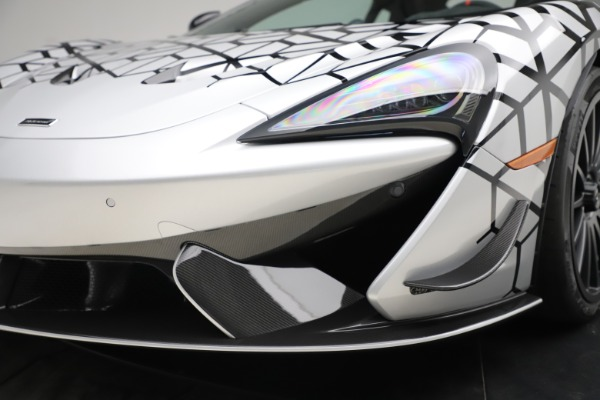 New 2020 McLaren 620R Coupe for sale $338,495 at Maserati of Westport in Westport CT 06880 26