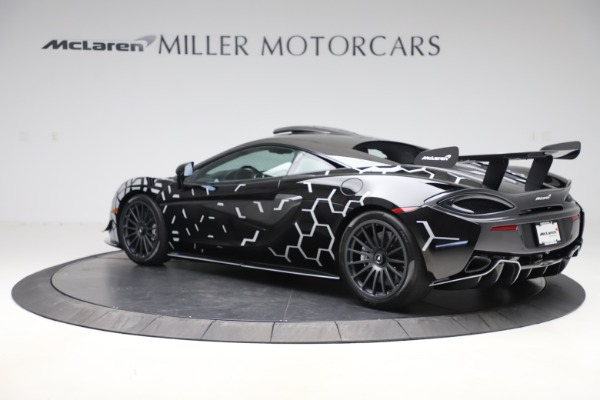 New 2020 McLaren 620R Coupe for sale $338,495 at Maserati of Westport in Westport CT 06880 3