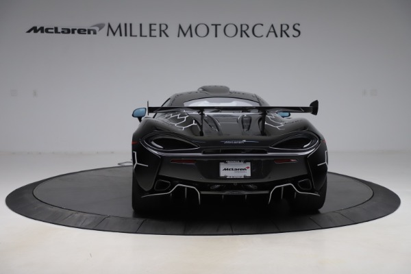 New 2020 McLaren 620R Coupe for sale $338,495 at Maserati of Westport in Westport CT 06880 4