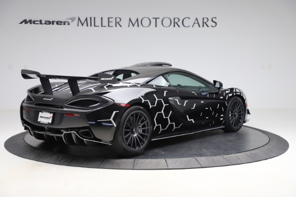 New 2020 McLaren 620R Coupe for sale $338,495 at Maserati of Westport in Westport CT 06880 5