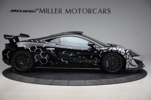 New 2020 McLaren 620R Coupe for sale $338,495 at Maserati of Westport in Westport CT 06880 6