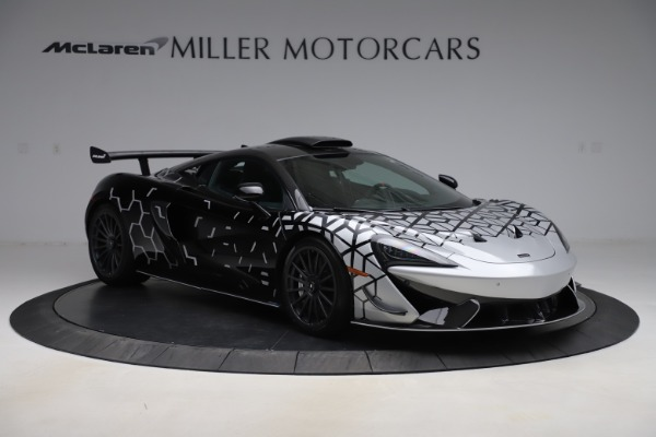 New 2020 McLaren 620R Coupe for sale $338,495 at Maserati of Westport in Westport CT 06880 7