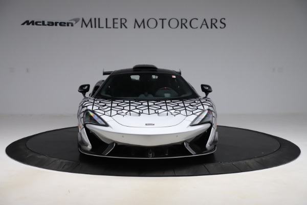 New 2020 McLaren 620R Coupe for sale $338,495 at Maserati of Westport in Westport CT 06880 8