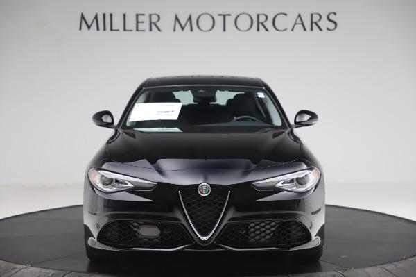 New 2020 Alfa Romeo Giulia Sport Q4 for sale $47,095 at Maserati of Westport in Westport CT 06880 12