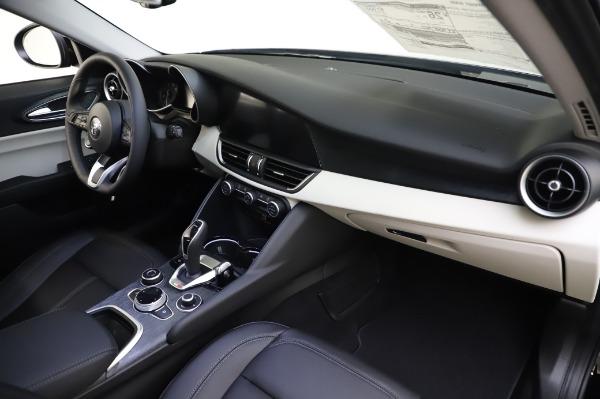 New 2020 Alfa Romeo Giulia Sport Q4 for sale $47,095 at Maserati of Westport in Westport CT 06880 25