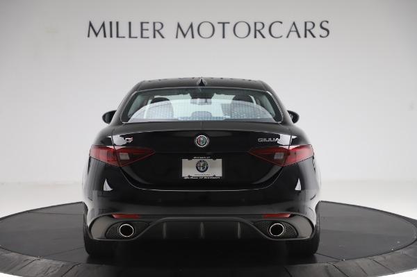 New 2020 Alfa Romeo Giulia Sport Q4 for sale $47,095 at Maserati of Westport in Westport CT 06880 6