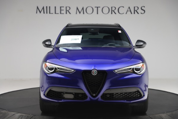 New 2020 Alfa Romeo Stelvio Ti Sport Q4 for sale $57,945 at Maserati of Westport in Westport CT 06880 12