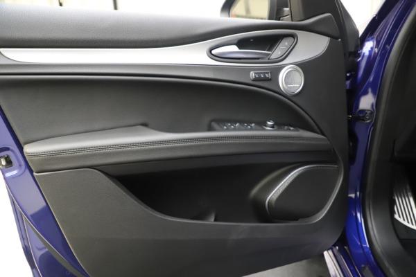 New 2020 Alfa Romeo Stelvio Ti Sport Q4 for sale $57,945 at Maserati of Westport in Westport CT 06880 17