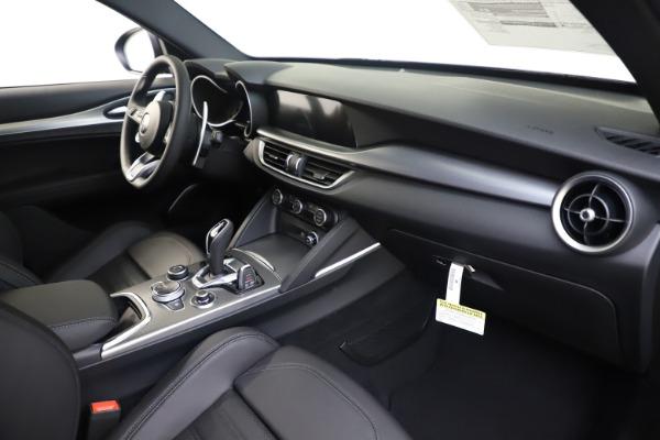 New 2020 Alfa Romeo Stelvio Ti Sport Q4 for sale $57,945 at Maserati of Westport in Westport CT 06880 22