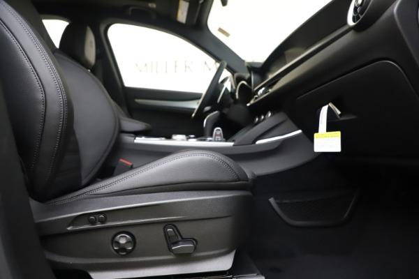 New 2020 Alfa Romeo Stelvio Ti Sport Q4 for sale $57,945 at Maserati of Westport in Westport CT 06880 23