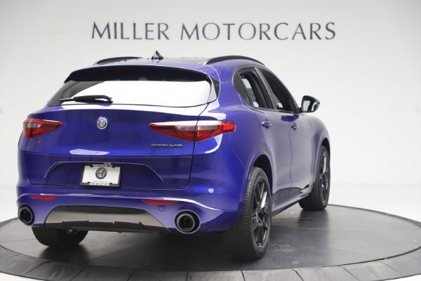 New 2020 Alfa Romeo Stelvio Ti Sport Q4 for sale $57,945 at Maserati of Westport in Westport CT 06880 7