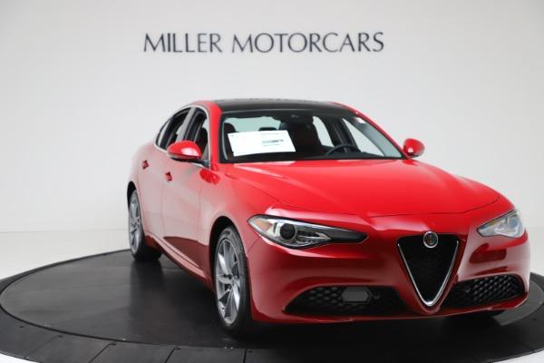 New 2020 Alfa Romeo Giulia Q4 for sale $46,395 at Maserati of Westport in Westport CT 06880 11