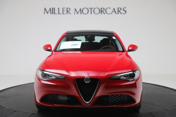 New 2020 Alfa Romeo Giulia Q4 for sale $46,395 at Maserati of Westport in Westport CT 06880 12