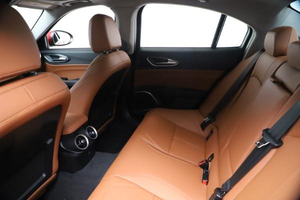 New 2020 Alfa Romeo Giulia Q4 for sale $46,395 at Maserati of Westport in Westport CT 06880 19