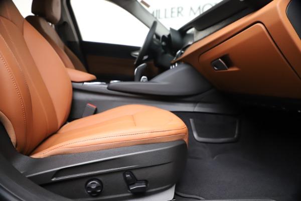 New 2020 Alfa Romeo Giulia Q4 for sale $46,395 at Maserati of Westport in Westport CT 06880 23