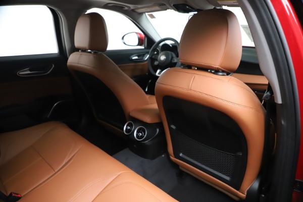 New 2020 Alfa Romeo Giulia Q4 for sale $46,395 at Maserati of Westport in Westport CT 06880 28