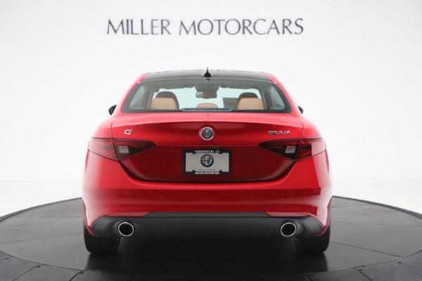 New 2020 Alfa Romeo Giulia Q4 for sale $46,395 at Maserati of Westport in Westport CT 06880 6