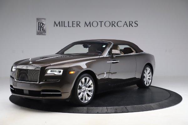 Used 2017 Rolls-Royce Dawn Base for sale $248,900 at Maserati of Westport in Westport CT 06880 13