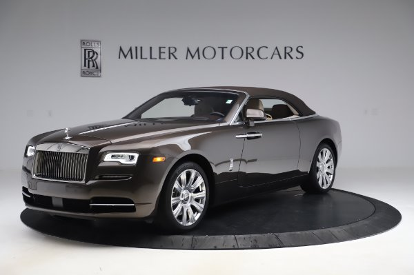 Used 2017 Rolls-Royce Dawn for sale $254,900 at Maserati of Westport in Westport CT 06880 13