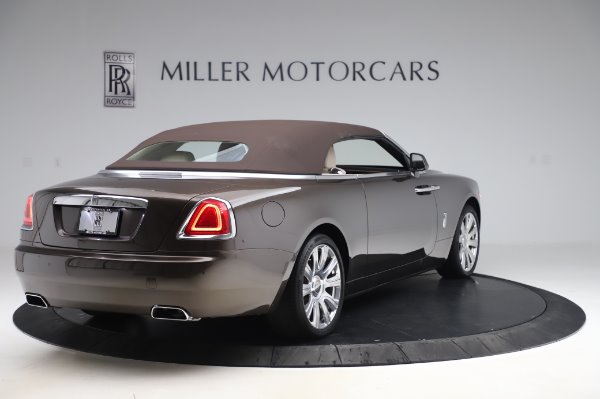 Used 2017 Rolls-Royce Dawn for sale $254,900 at Maserati of Westport in Westport CT 06880 17