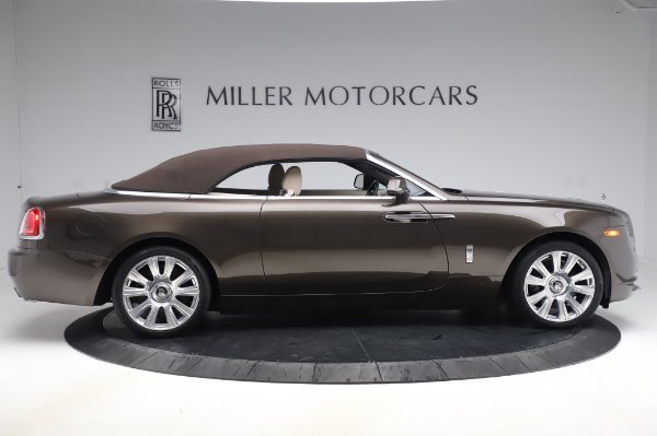 Used 2017 Rolls-Royce Dawn for sale $254,900 at Maserati of Westport in Westport CT 06880 18