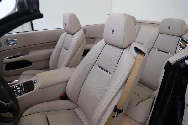 Used 2017 Rolls-Royce Dawn Base for sale $248,900 at Maserati of Westport in Westport CT 06880 21