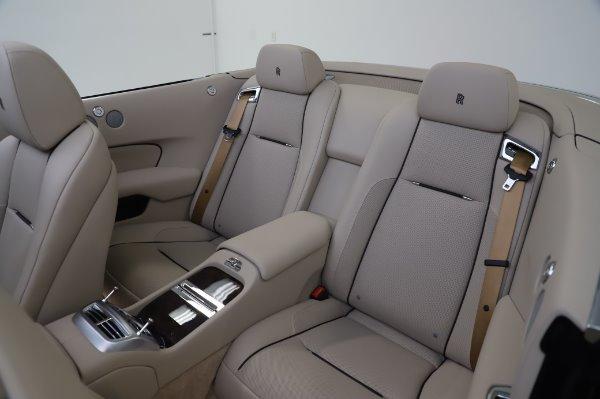 Used 2017 Rolls-Royce Dawn Base for sale $248,900 at Maserati of Westport in Westport CT 06880 23