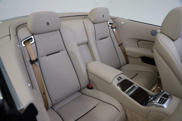 Used 2017 Rolls-Royce Dawn Base for sale $248,900 at Maserati of Westport in Westport CT 06880 24
