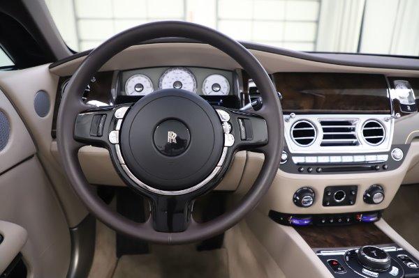 Used 2017 Rolls-Royce Dawn Base for sale $248,900 at Maserati of Westport in Westport CT 06880 25