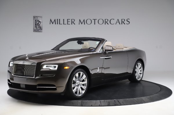 Used 2017 Rolls-Royce Dawn for sale $254,900 at Maserati of Westport in Westport CT 06880 3