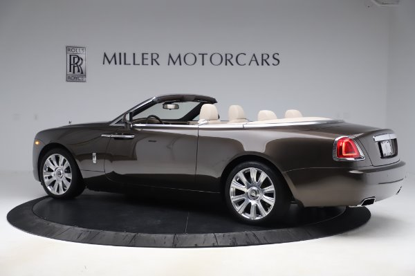 Used 2017 Rolls-Royce Dawn Base for sale $248,900 at Maserati of Westport in Westport CT 06880 5