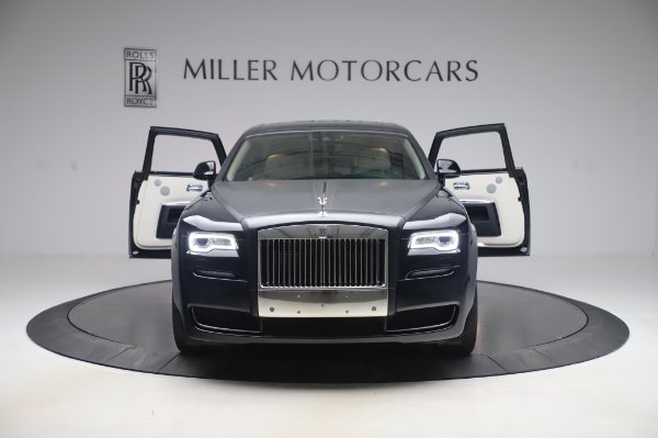 Used 2015 Rolls-Royce Ghost for sale $156,900 at Maserati of Westport in Westport CT 06880 11