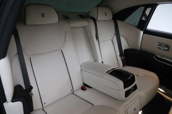 Used 2015 Rolls-Royce Ghost for sale $156,900 at Maserati of Westport in Westport CT 06880 15