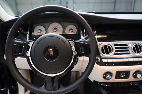 Used 2015 Rolls-Royce Ghost for sale $156,900 at Maserati of Westport in Westport CT 06880 19