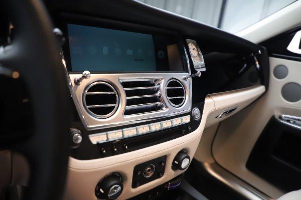 Used 2015 Rolls-Royce Ghost for sale $156,900 at Maserati of Westport in Westport CT 06880 23