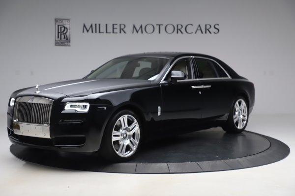 Used 2015 Rolls-Royce Ghost for sale $156,900 at Maserati of Westport in Westport CT 06880 3