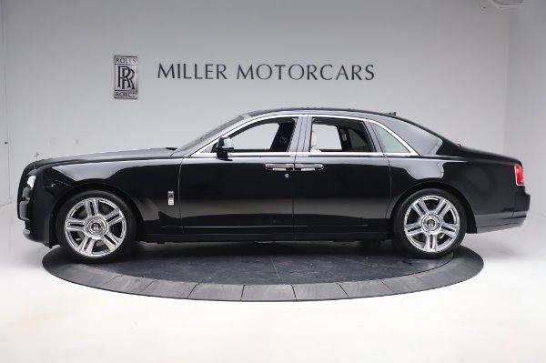 Used 2015 Rolls-Royce Ghost for sale $156,900 at Maserati of Westport in Westport CT 06880 4