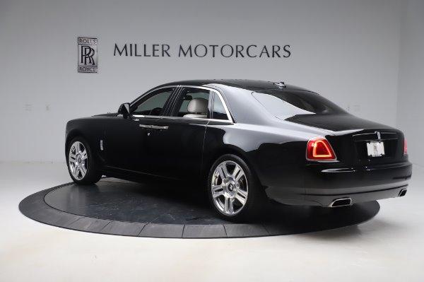Used 2015 Rolls-Royce Ghost for sale $156,900 at Maserati of Westport in Westport CT 06880 5